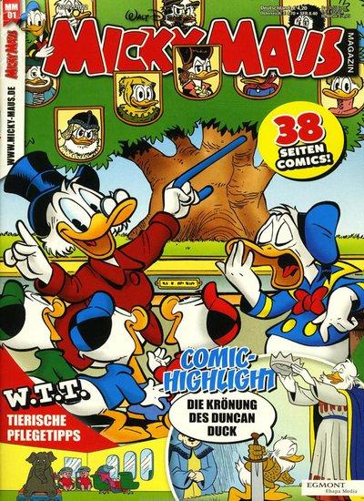 Maus Magazine Zeitschrift Micky Maus Magazin